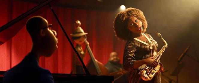 Le film «Soul» de Pixar explore l'univers du jazz dans les pas d'un professeur de musiqueafro-américain.