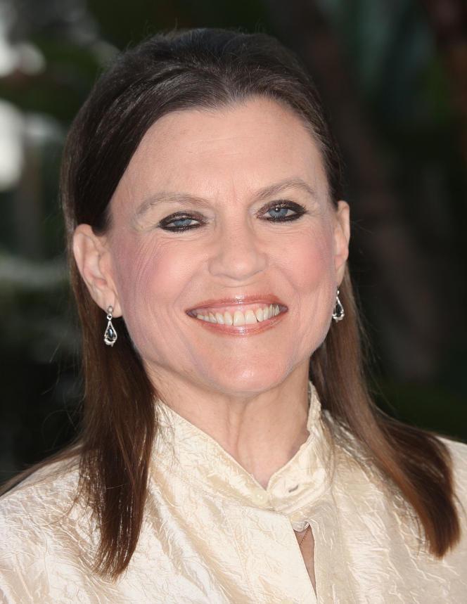 Ann Reinking, en avril 2009, à Los Angeles.