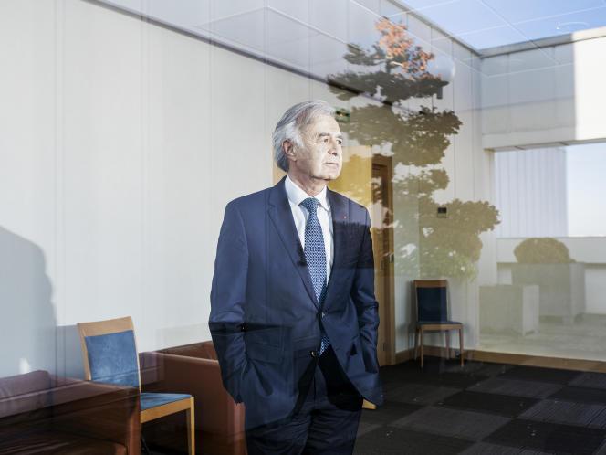 Philippe Petitcolin, directeur général de Safran depuis 2015.