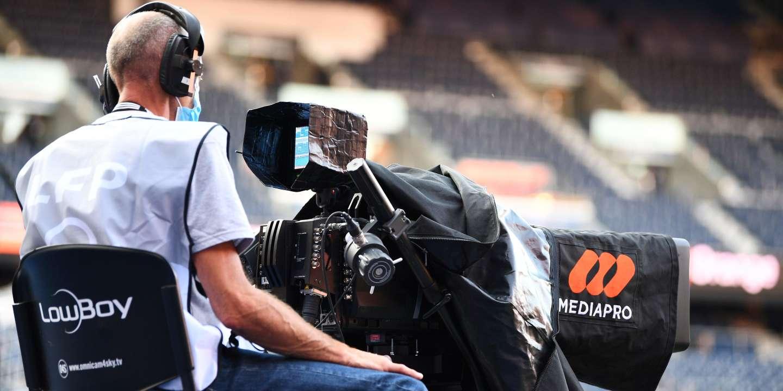 Diffusion des matchs de Ligue 1 et Ligue 2: le tribunal de Nanterre valide le retrait de Mediapro