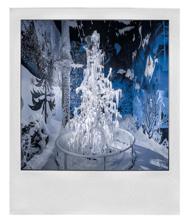 «L'arbre de cristal», de Tord Boontje.