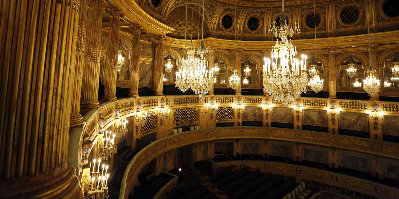 L'Opéra royal fête ses 250ans dans un château de Versailles fantôme