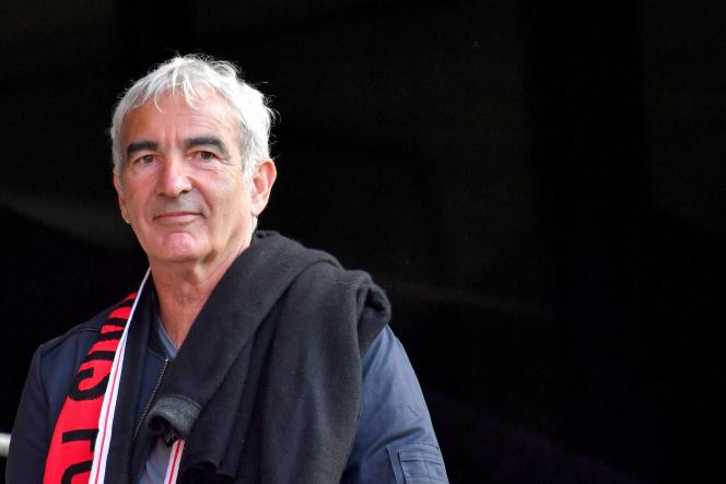 Raymond Domenech, en 2017.