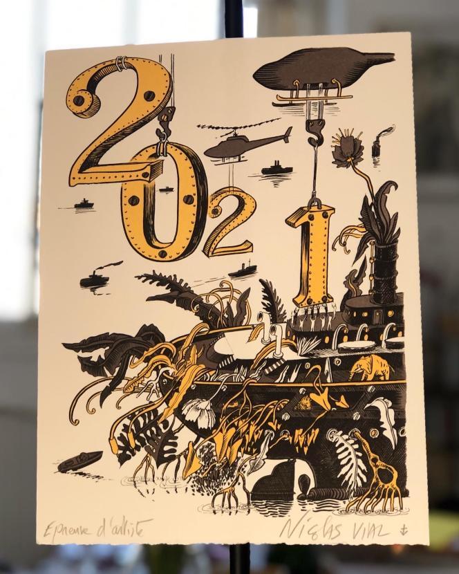 Voeux 2021 pour la Semia, par Nicolas Vial.