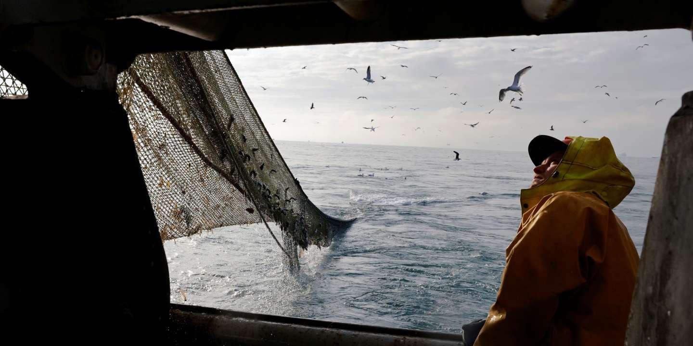 A Saint-Brieuc, les pêcheurs portent plainte contre le projet de construction du parc éolien