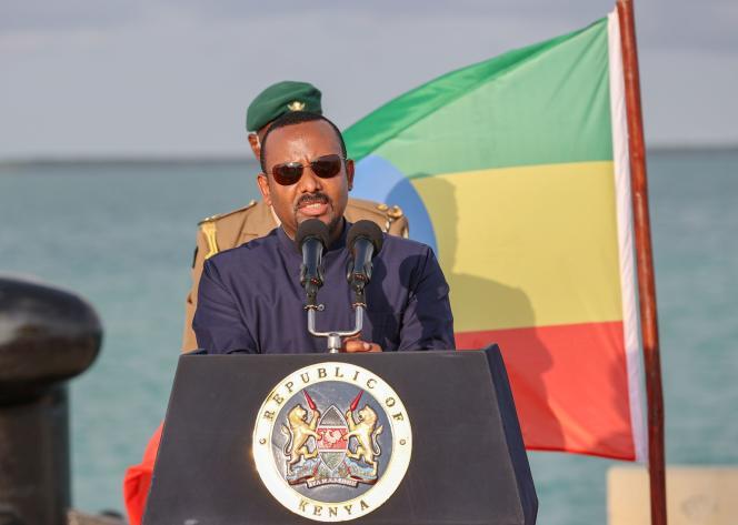 Abiy Ahmed, le premier ministre éthiopien, avait attribué en octobre les violences dans cette région à des combattants venus de l'Etat voisin soudanais du Nil-Bleu.