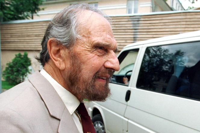 George Blake est décédé à l'âge de 98 ans