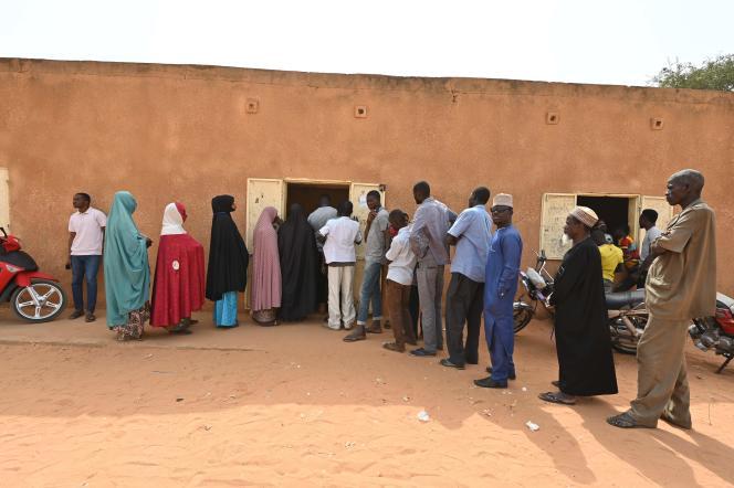 A Niamey, la capitale nigérienne, le 27décembre2020.