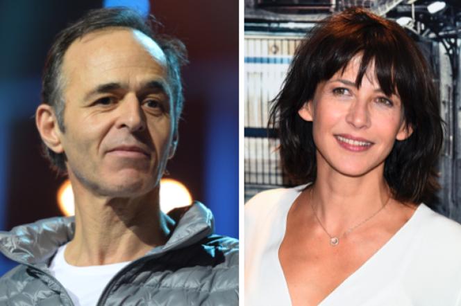 Jean-Jacques Goldmann (2014) et Sophie Marceau (2016).