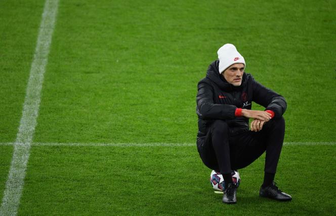 Paris-Saint-Germain formalizes the dismissal of their coach Thomas Tuchel