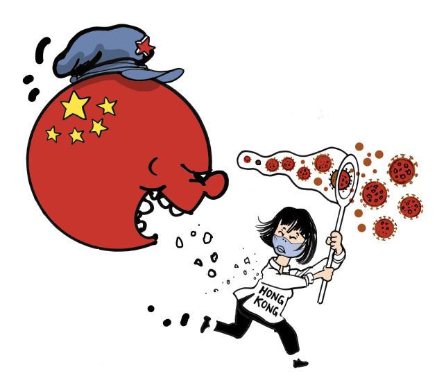 Juin. La Chine accentue son emprise sur Hongkong.