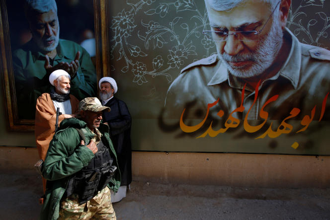 In Iraq, the growing hold of Shiite militias
