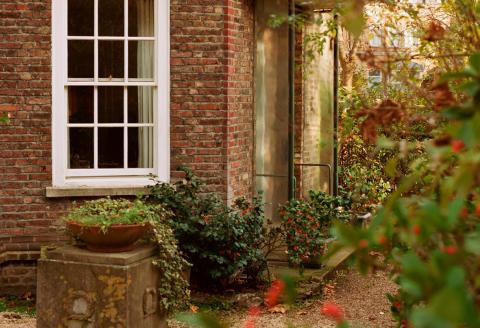 Maison où De Gaulle a vécu à Hampstead_Londres_aujourd'hui couvent St Dorothy_novembre 2020
