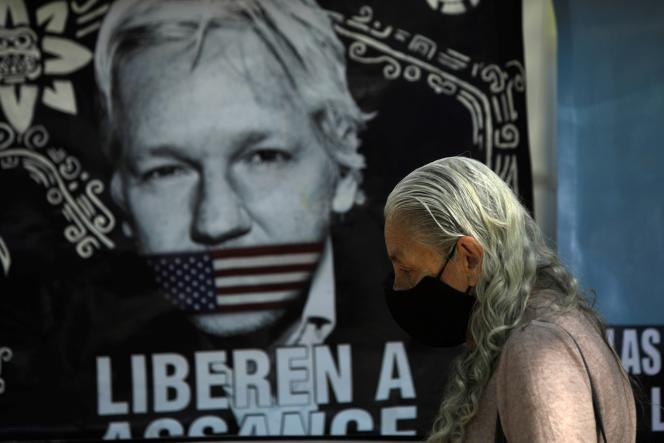 Julian Assange ne sera pas extradé vers les Etats-Unis, a décidé la justice britannique, lundi 4janvier.
