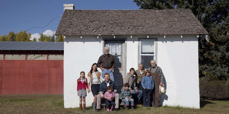 Comment transmettre une propriété sur plusieurs générations?