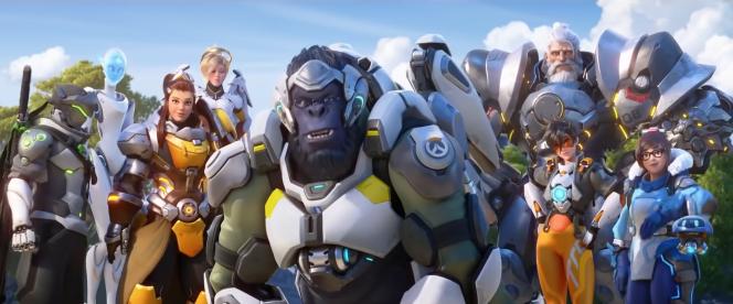 «Overwatch 2», suite de l'excellent jeu de tir multijoueur de Blizzard, devrait voir le jour dans le courant de l'année.