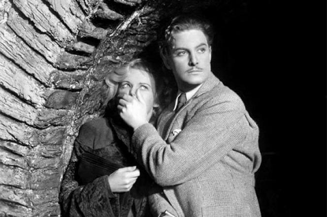 « Les 39 Marches », film d'Alfred Hitchcock (1935).
