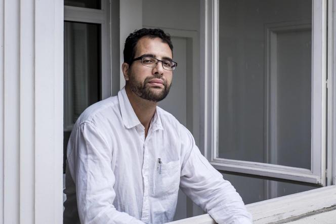 Kamel Daoudi, à Paris, le 4 août 2016.