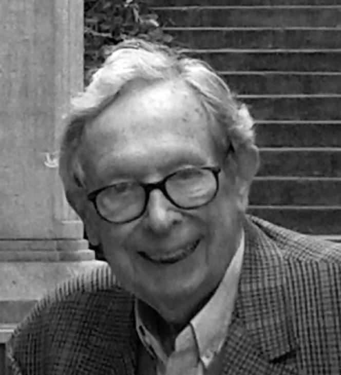 Le sociologue Alain de Vulpian.