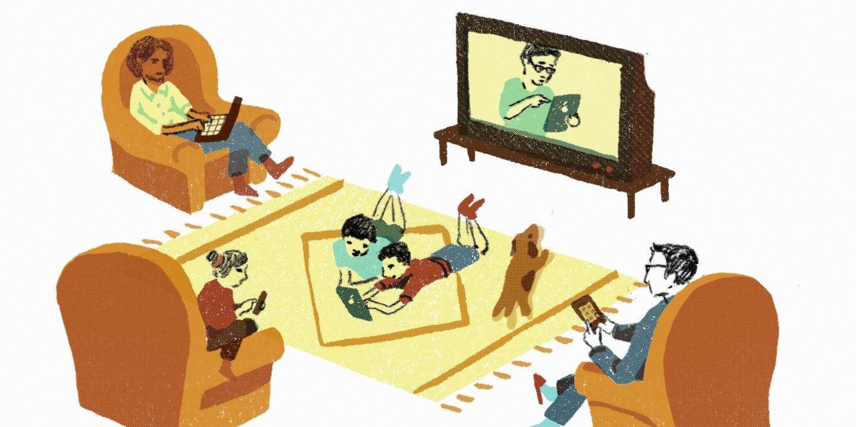 Usages du numérique : « La question du temps d'écran, c'est le degré zéro de l'analyse » - Le Monde