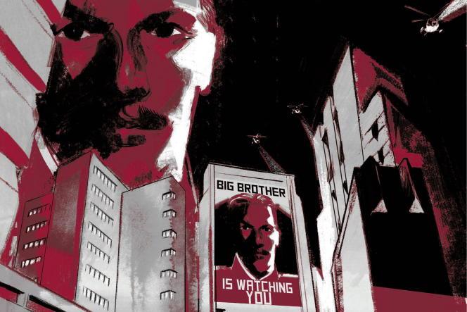 « 1984 », adpaté par Xavier Coste.