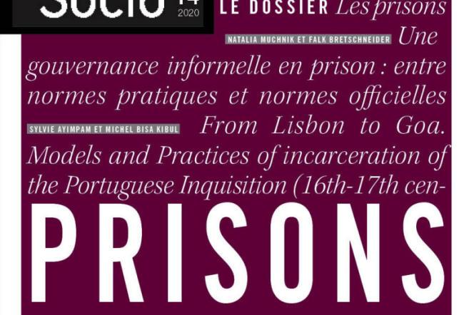 Socio, n° 14, Editions de la Maison des sciences de l'homme, 189 pages, 20 euros.