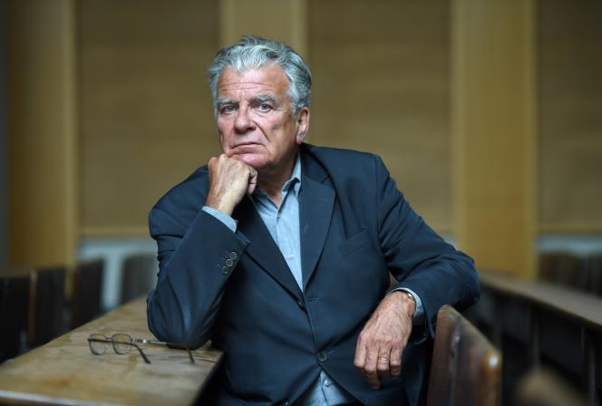 Olivier Duhamel, en mai 2016.