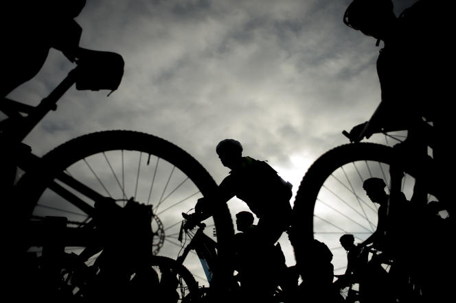 L'épidémie de Covid a conduit depuis cet automne à l'annulation de la quasi-totalité des compétitions de cyclo-cross prévues en France.