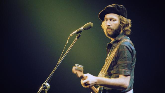 Image extraite du film «Eric Clapton. La vie en blues», de Lili Fini Zanuck.