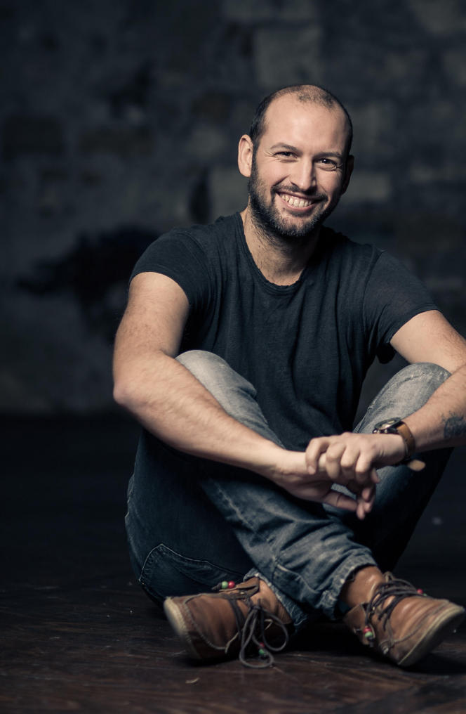 Sébastien Benedetto, président d'Avignon Festival et Compagnies, en 2017.