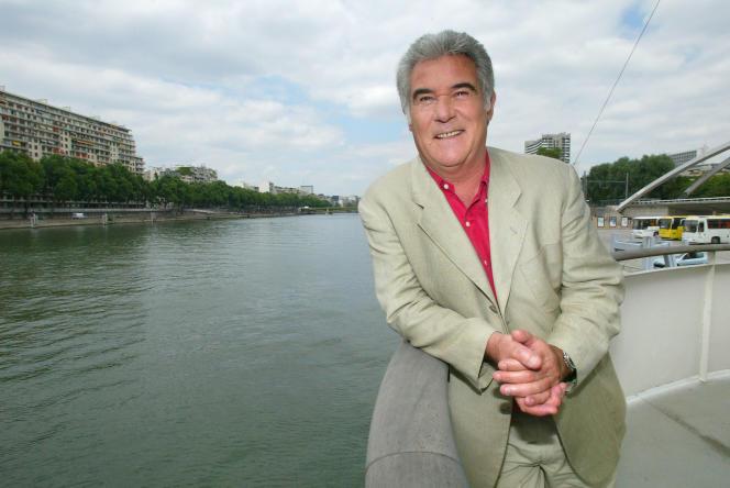 Georges Pernoud, en juin 2004.