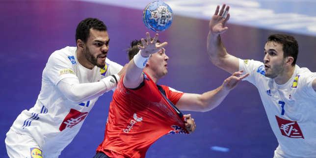 Handball: des Bleus sans certitudes au Mondial