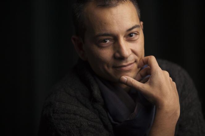 Eric Génovèse,sociétaire de la Comédie-Française depuis 1998, à Amsterdam, en novembre 2011.