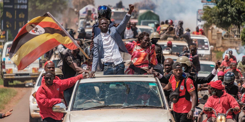 Lawan Anggur Bobi, ikon pemuda dan target rezim di Uganda