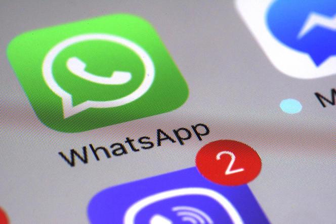 Les nouvelles conditions générales d'utilisation (CGU) de WhatsApp entreront en vigueur le 15mai.