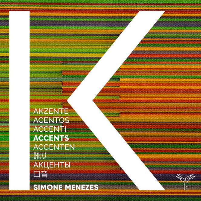 Pochette de l'album « Accents», de l'Ensemble K.