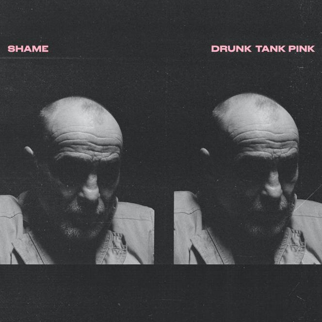 Pochette de l'album « Drunk Tank Pink », de Shame.