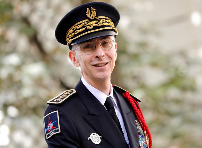 Le préfet Didier Lallement, à Paris, en juillet 2020.