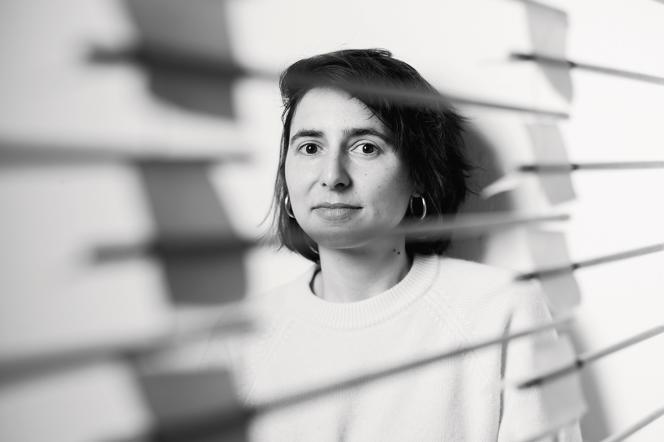 L'artiste Prune Nourry, le 6janvier 2021, à Paris.