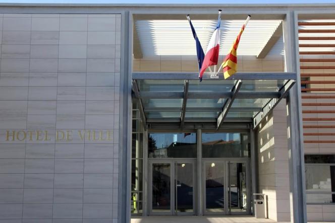 L'hôtel de ville deVelaux (Bouches-du-Rhône), où Jean-Pierre Maggi fut maire jusqu'en2020.