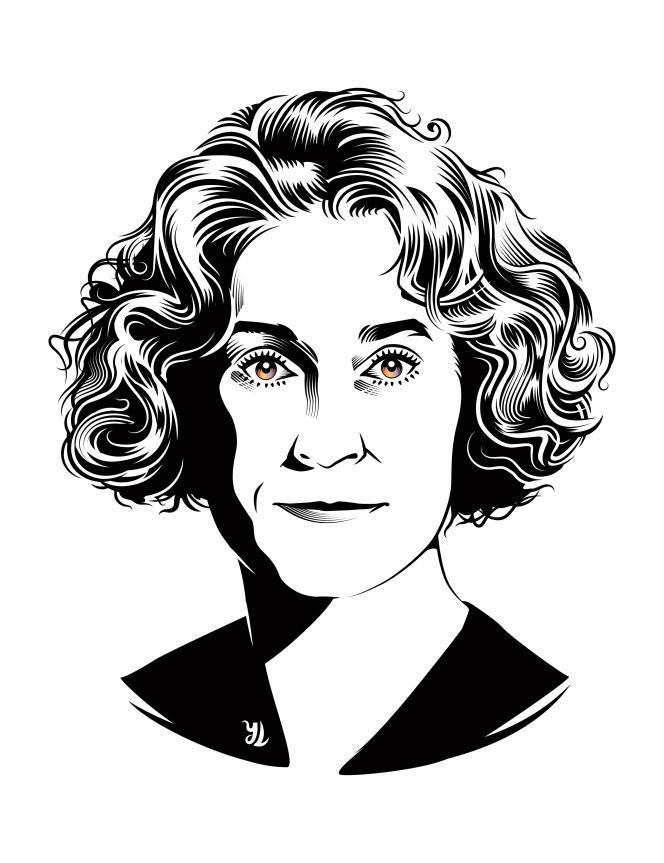 La philosophe américaine Martha C. Nussbaum.