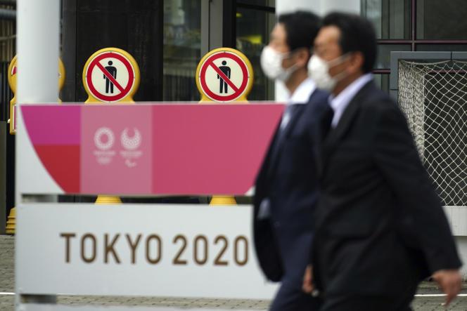 Environ 6 000 sportifs devraient participer à lacérémonie d'ouverture des JO, le 23juillet, selon le quotidien «Yomiuri Shimbun», alors que plus de 11000 doivent concourir à Tokyo.