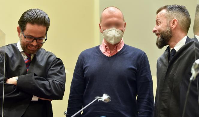 En détention préventive depuis près de deux ans, Mark Schmidt était jugé depuis septembre avec quatre complices, dont son père.