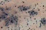 Photo satellite du village de Deguessagou, juin 2019.