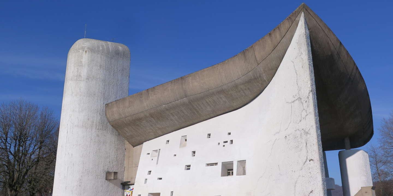A Ronchamp, la chapelle Le Corbusier bénéficiera de 2,5 millions d'euros pour sa restauration