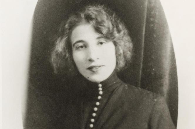 Portrait de Léona Delcourt, 1926.