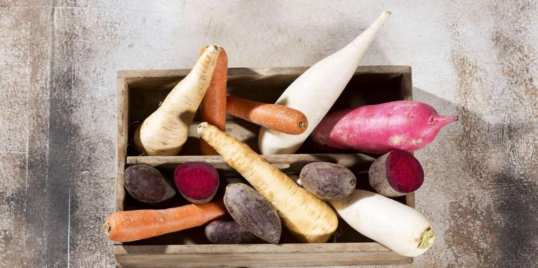 Gastronomie : des légumes de toutes les couleurs