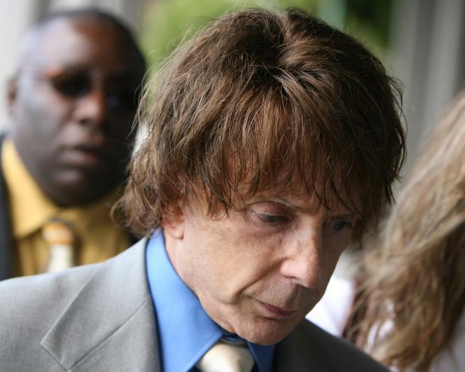 Phil Spector et 2007.