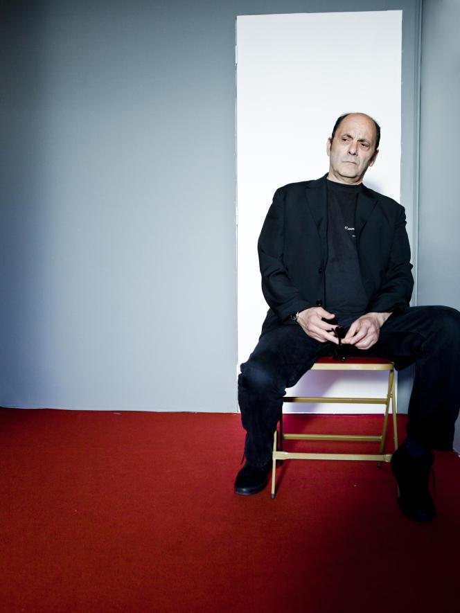 Jean Pierre Bacri en 2012.