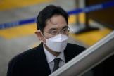 Lee Jae-yong au tribunal de Séoul lundi 18 janvier 2021.